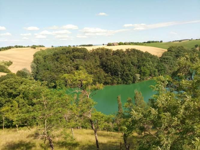 Lac de Geignes