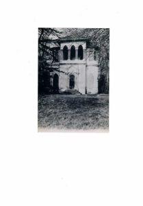 Pavillon néo-gothique