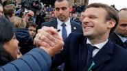 إيمانويل ماكرون يصل الإليزيه رئيساً لفرنسا