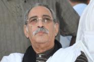 إعلان رحيل الرئيس الأسبق اعلي ولد محمد فال