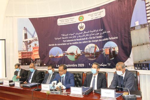 سيد أحمد ولد الرايس – هذه المنشأة الهامة يجب أن تكون قطبا تنمويا حقيقيا ولبنة أساسية في تحقيق النمو الشامل