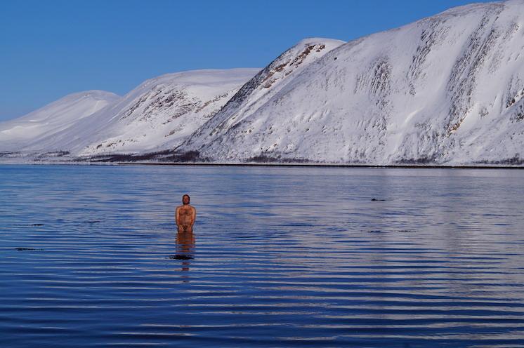 Sacred lake maurice naked