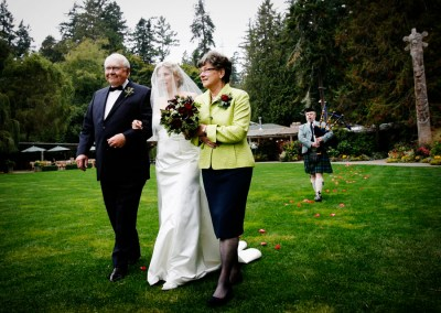 Kiana Lodge Wedding Photos, Scottish Wedding