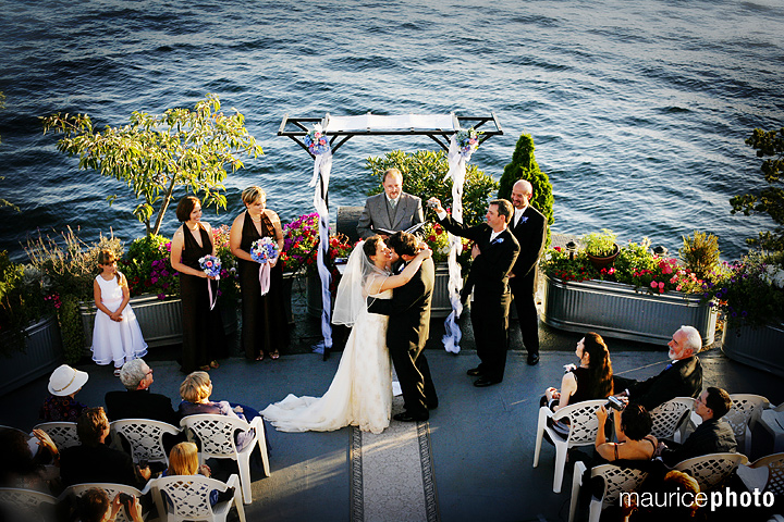 Skansonia Wedding