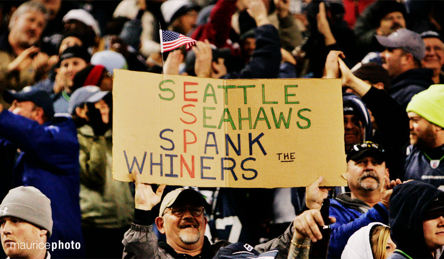Seattle Seahawk's Pictures