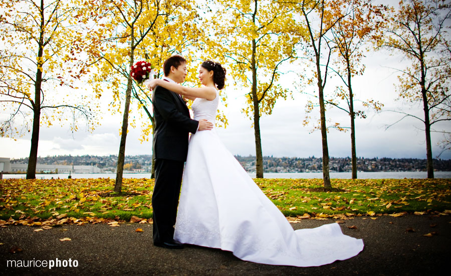 Wedding pictures at