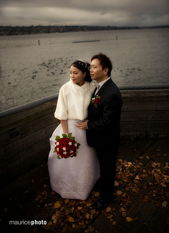 Wedding Pictures at Coulon Beach