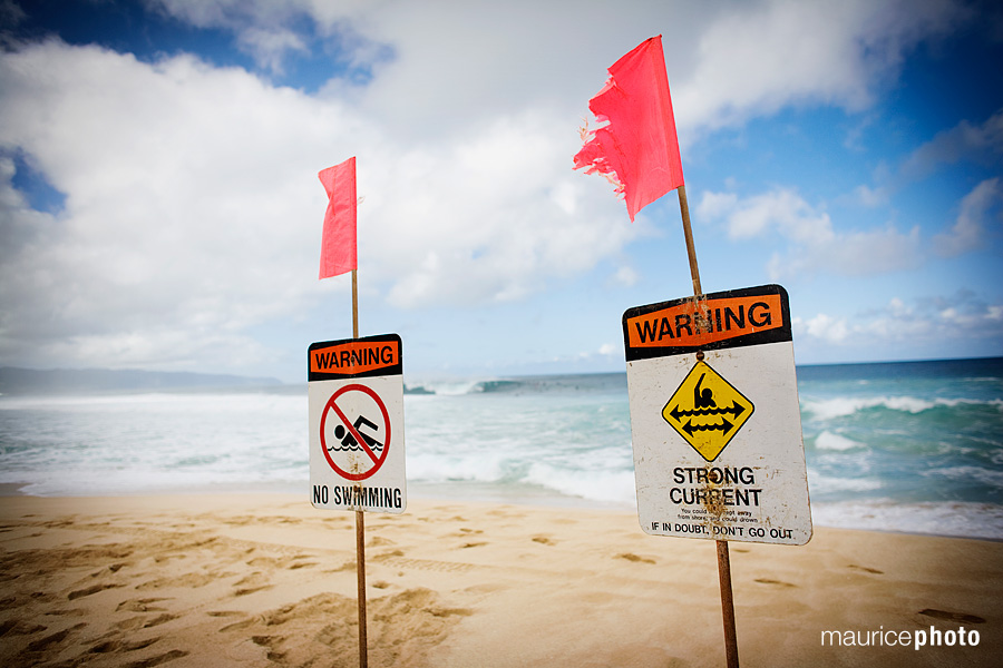 Banzai Pipeline by Maurice Photo