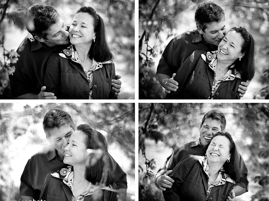 Patrick and Kathy Anniversary Portrait Session