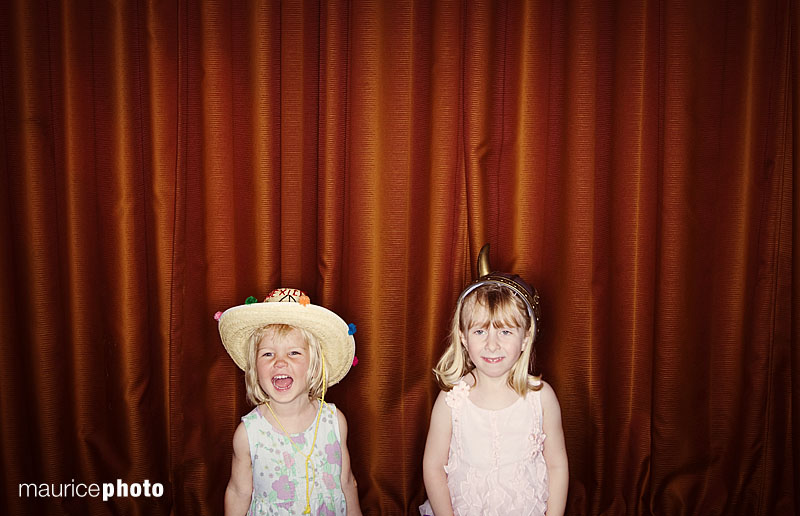 Photobooth pictures in Seattle