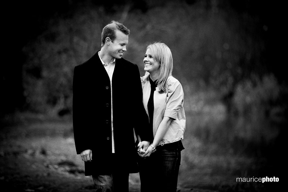 Engagement Portraits in Woodinville