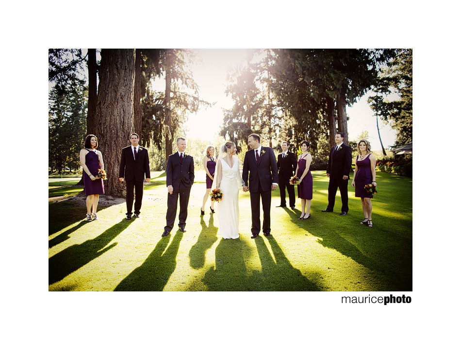 Wedding Photos at Inglewood Golf Club