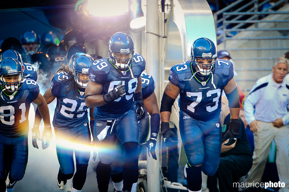 Preseason NFL Football