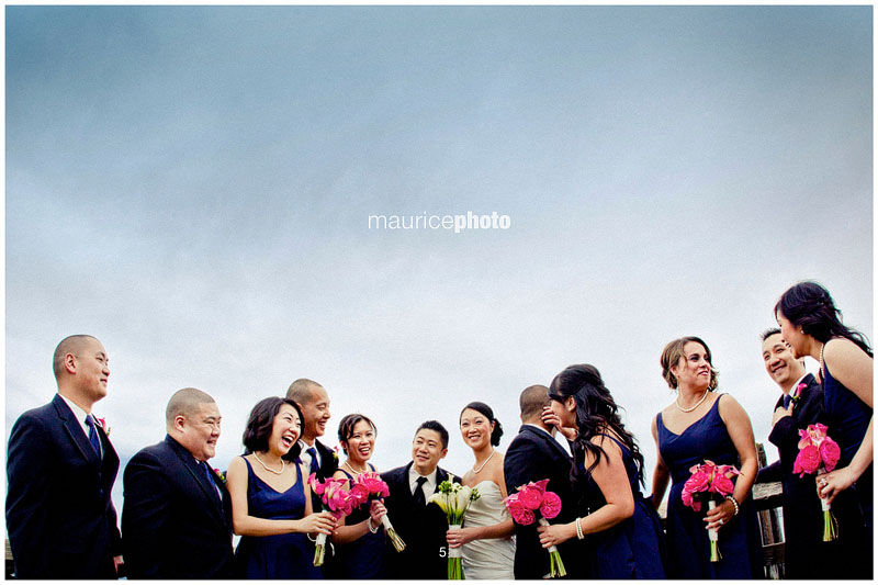 Modern Style Wedding Photos