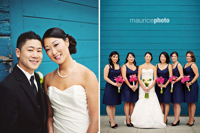 Wedding Pictures at SODO Park