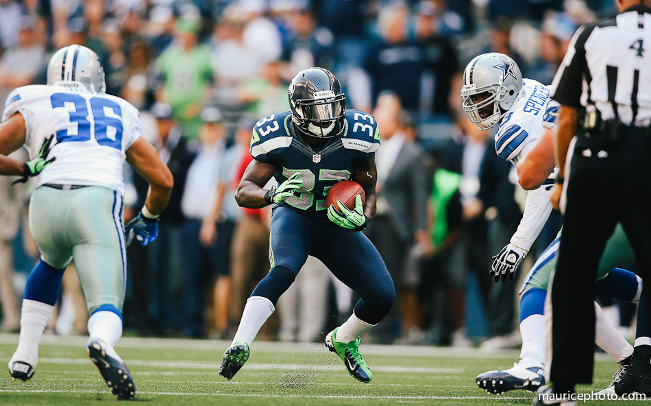 Leon Washington - Seattle Seahawks Running Back