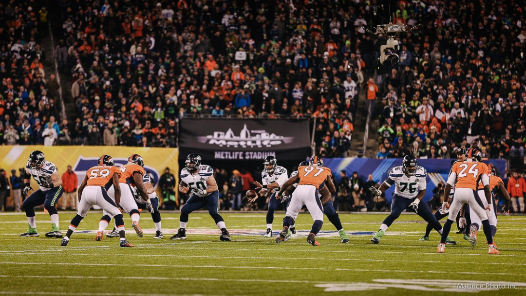 Seattle Seahawks win Superbowl 48