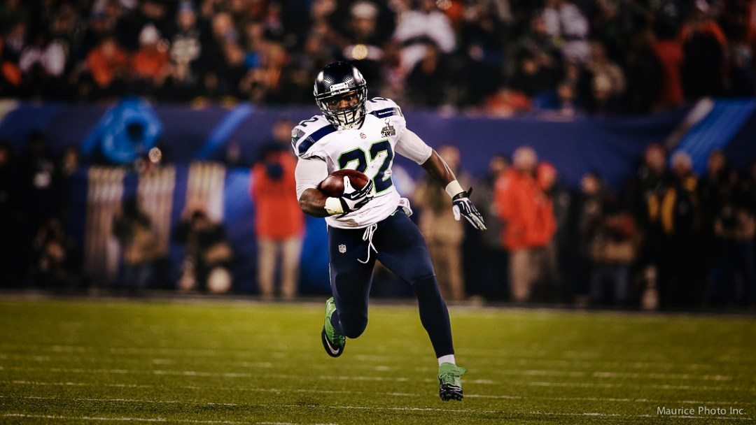 Robert Turbin RB for the Seahawks