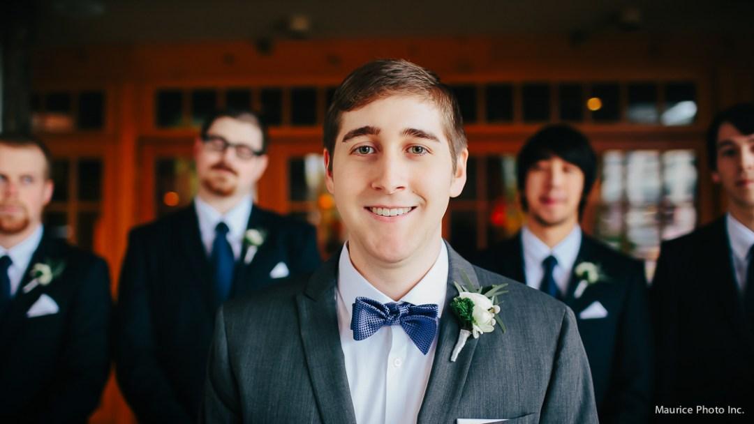 Wedding attire by the Combative Gentleman.