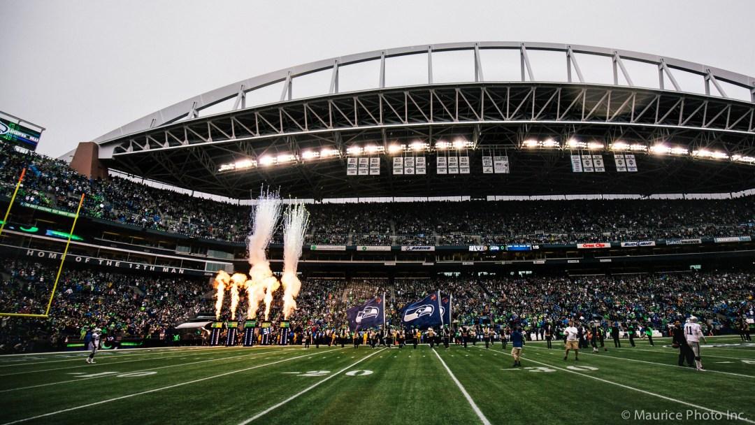 Seattle Seahawks vs. Oakland Raiders