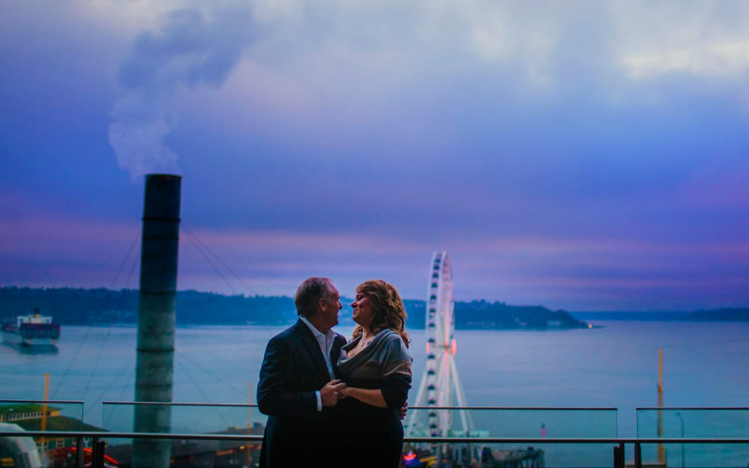 4 Seasons Hotel Seattle Portrait Session