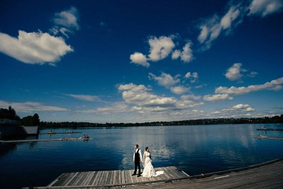 Wedding Photos at Greenlake