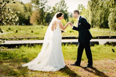 Magnuson Park Wedding Photos