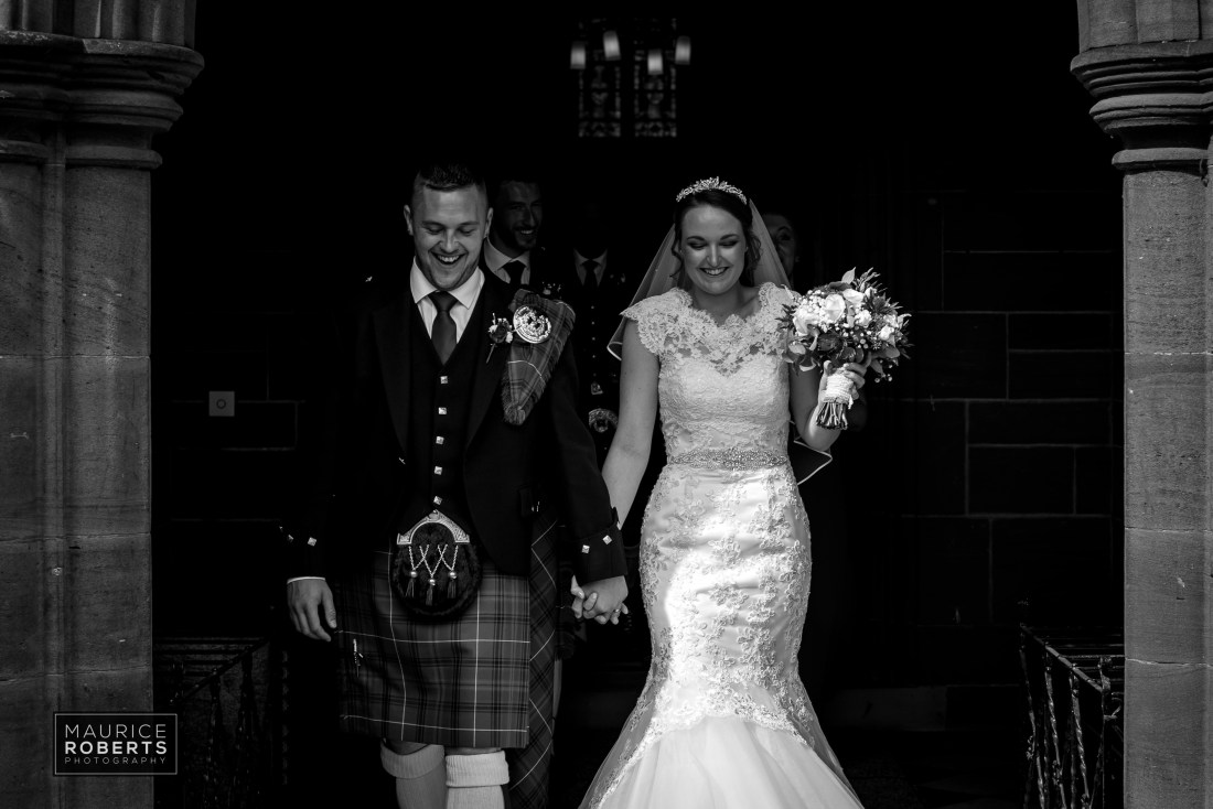 Grosvenor Pulford wedding
