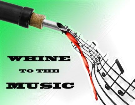 whine to the music copy