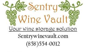 sentry wine vault