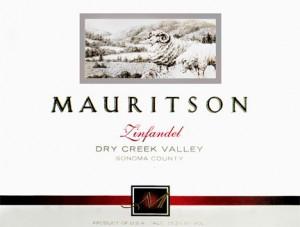 mauritson Dry Creek zinfandel