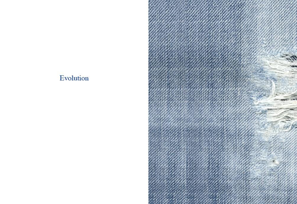 Denim Brochure | Bread & Butter