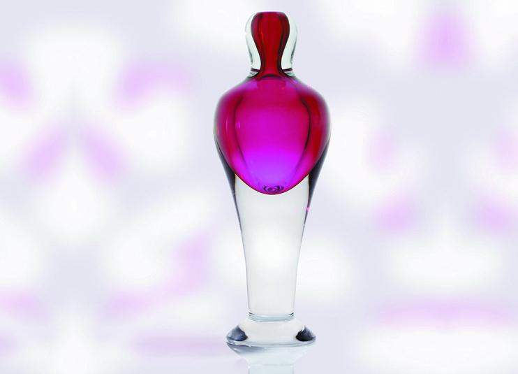 Crystal Vase | Maurice van Bakel