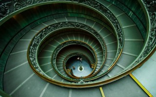 Up The Spiral