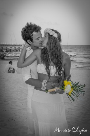 #ceremonia #maya #jovenes #franceses #felicidad #mariage #breathless #black & #white #mauphotos #clon #alejandro #sanz