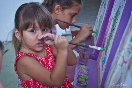 #sobbing #kid #painting #closeup #mauricioclayton