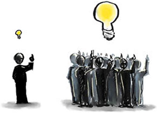 Crowdsourcing, crowdfunding, afinal, o que são essas coisas? (2/3)