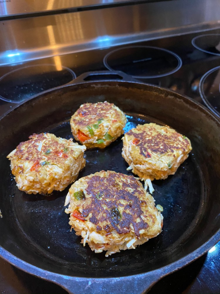 Maurie Kay's Crab Cakes