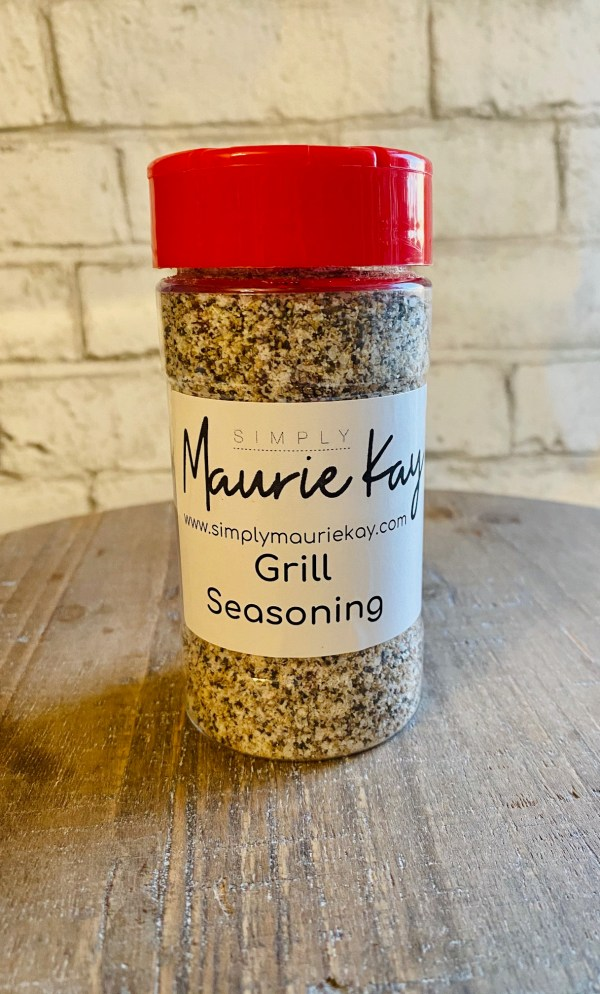 Simply Maurie Kay Grill Seasoning