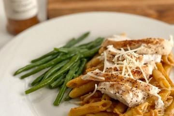 Chicken-and-Shrimp-Pasta