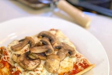 Easy Crust Pizza Recipe