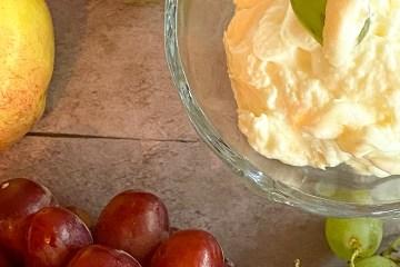 Marshmallow Fruit Dip Recipe