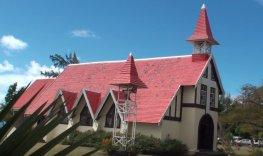 Red Church Mauritius