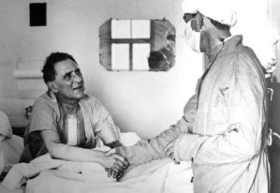I was towards the end of my second year in medicine in then Calcutta when  the news broke out on December 3, 1967: the first heart transplant in the  world ...