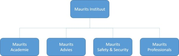 Organigram Maurits Instituut