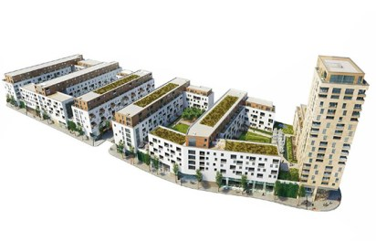 Colindale Residential Development