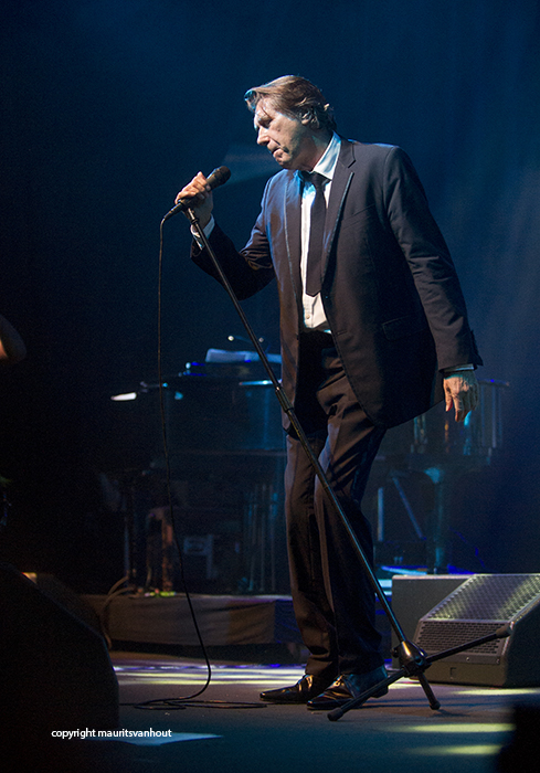 Bryan Ferry live at Gent Jazz 2013