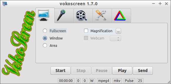 vokoscreen  - screencast  builder