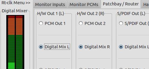 m-audio 2496 digital mixer fr