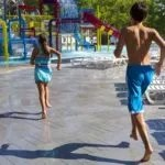 pavimento bagnato piscine
